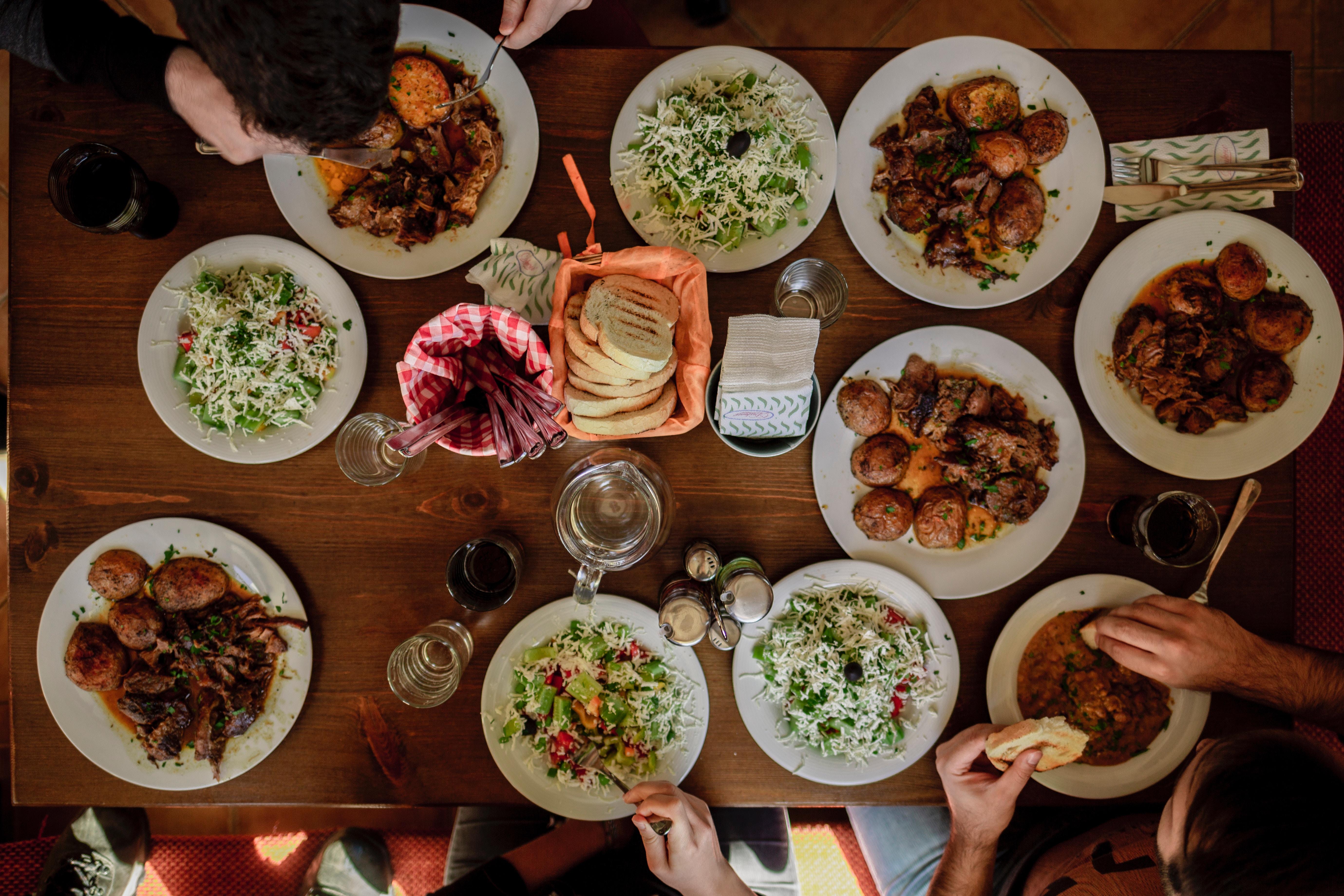 Fellowship Dinner